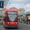 Straßenbahn zur Uni Bremen