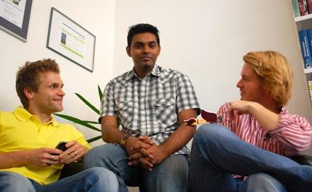 Start-up mit Begeisterung für's Fliegen: TobyRich