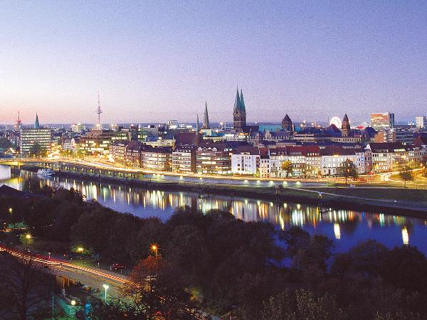 Die Weser prägt das Stadtbild – in Zukunft soll sie noch besser zur Geltung kommen. Foto: BTZ/Jochen Mönch