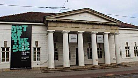 """Im Wilhelm Wagenfeld Haus läuft noch bis Ende Januar die Ausstellung """"Out of the Box"""" mit herausragenden Arbeiten von Studierenden der Bremer Hochschule für Künste."""