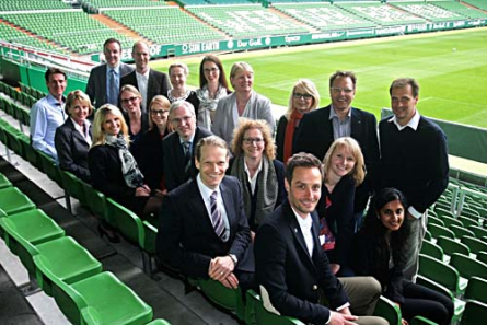 WISE-Treffen im Weser-Stadion