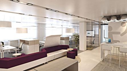 So sieht Steelcase ein ideales Büro für den deutschen Kulturraum.