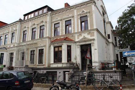 """Das """"Haus im Viertel"""" ist die optimale Basis für Ausflüge in Bremens Kneipenszene."""