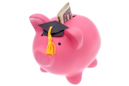Die Chancen, durch ein Stipendium das Studien-Sparschwein anzufüttern, stehen nicht nur für Einser-Abiturienten gut. Foto: Kroach/iStock