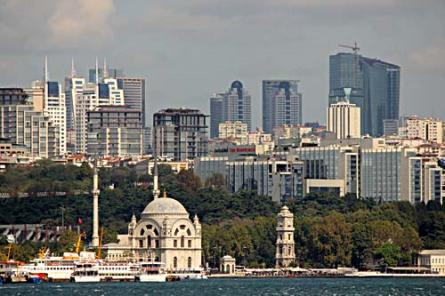 Die Metropole am Bosporus ist seit mehr als zwei Jahrtausenden eines der wichtigsten Handelszentren der Welt. Foto: Rike Oehlerking