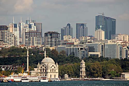 Zu Gast am Bosporus: Studieren in Istanbul