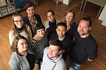 Uni-Absolventen entwickeln kreative Ideen für die Wirtschaft