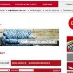 Gebrauchtkaufhäuser: Ein zweites Leben für Möbel und Elektrogeräte