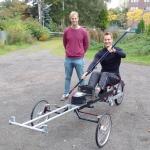 """""""Campusideen"""": Sieger entwickeln Paddelfahrrad und Kanzleiplattform"""
