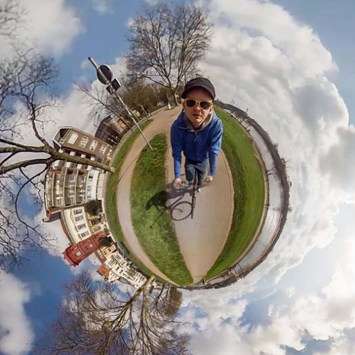 Plötzlich Internet-Promi: Fotograf mit 360-Grad-Videos erfolgreich
