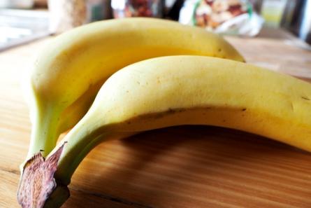 Bananen machen gute Laune. Die in ihnen enthaltene Aminosäure wird im Körper zum Glückshormon.