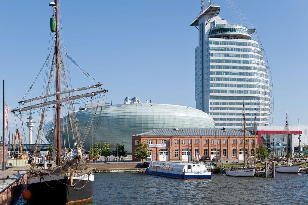 Die verschiedenen Klimazonen der Erde könnt ihr im Klimahaus Bremerhaven erleben. (c) Klimahaus Bremerhaven_Jan Rathke