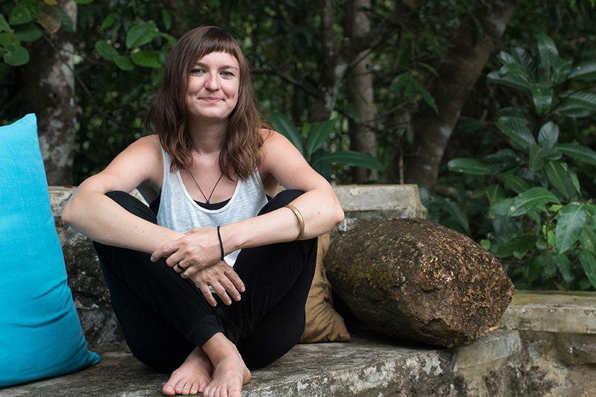 In Sri Lanka entdeckte Gründerin Laura Brandt ihre Leidenschaft für Gewürze (c) Laura Brandt