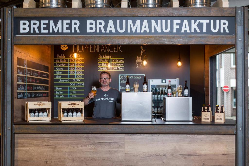 Der gebürtige Markus Freybler braut seit 2014 sein eigenes Bier in verschiedenen Manufakturen. Sein Ziel ist eine eigene Brauerei.