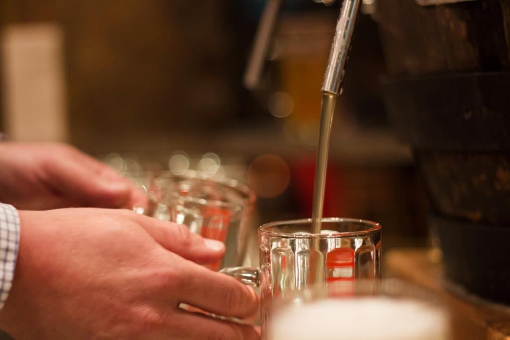 Die Gasthausbrauerei Schüttinger eröffnete Anfang der 90er Jahre und ist damit die älteste ihrer Art.