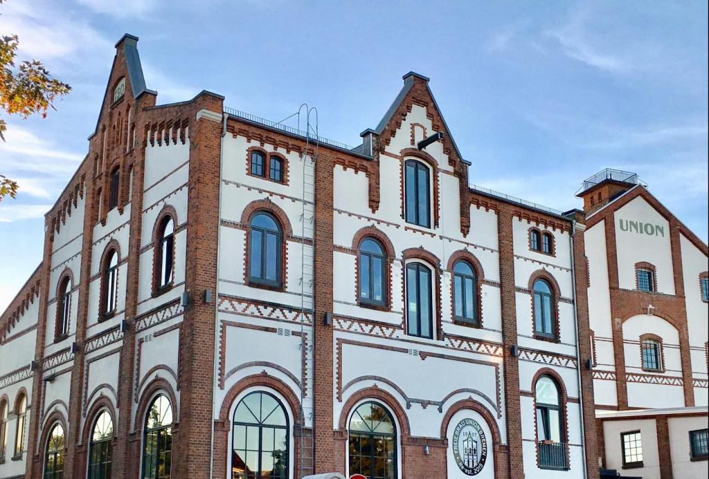 Nachdem die Union Brauerei 1968 geschlossen wurde wurde sie vor drei Jahren wiederbelebt.