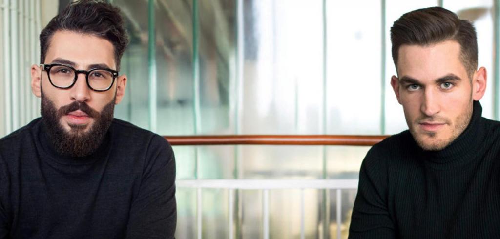 Okan Gürsel links und Sven Gunkel haben das Start-up drivo gegründet. Ein Unternehmen zu gründen und profitabel zu machen ist schwer sagen beide.