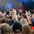 Das Highlight am Abend ist die große Open-Air-Party, zu der sich gleich mehrere musikalische Acts angekündigt haben. (c) Harald Rehling_Universität Bremen
