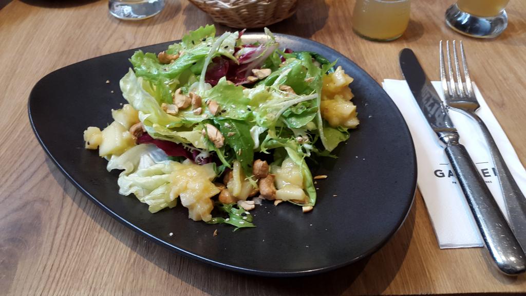 Die Küche bei Isaaks Garden wird inspiriert von arabischen, jüdischen und mediterranen Einflüssen. (c) Insa Lohmann