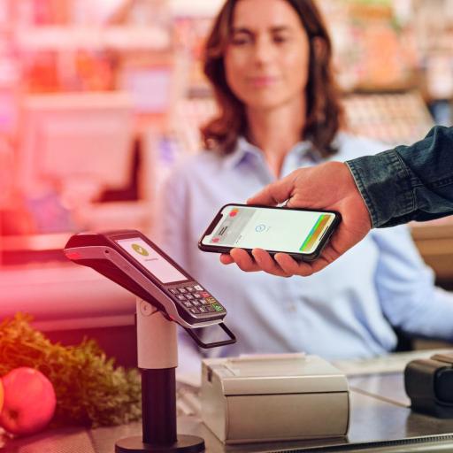 In den meisten Geschäften in Deutschland ist das Bezahlen mit NFC bereits möglich.