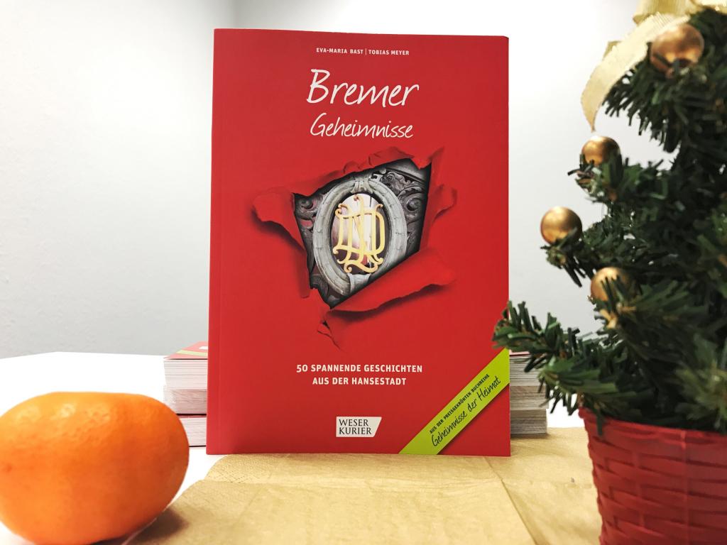 Buch Bremer Geheimnisse